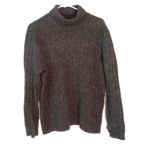 Brooks Brothers Lamb's Wool Blend Sweater